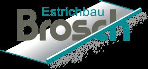Estrichbau-Brosch